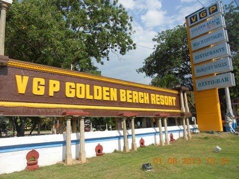 Vgp Golden Beach Resort Ecr Road Chennai