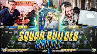 FIFA 20: 97 BENZEMA TOTS Squad Builder Battle VS Wakez 😱🔥