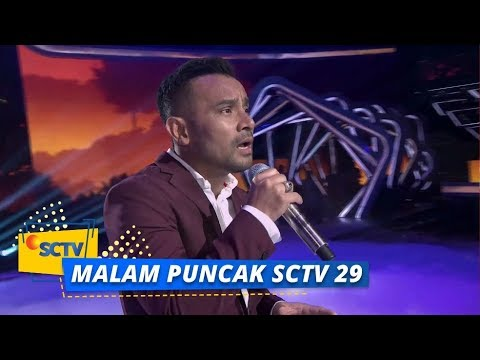 Malam Puncak SCTV 29 | Judika – Cinta Karena Cinta