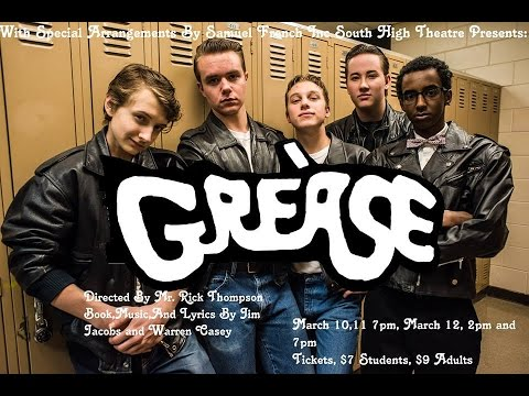 Grease Act One (South High School Minneapolis)