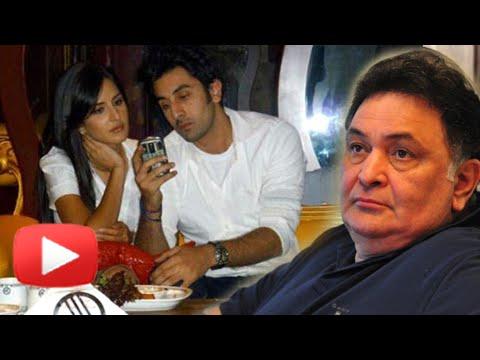 Ranbir Kapoor Katrina Kaif Live In relationship   Rishi Kapoor Reacts