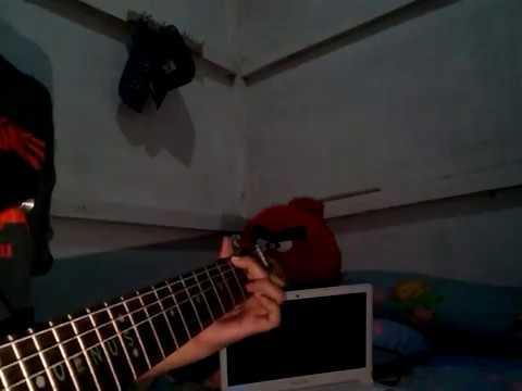 Fingerstyle Cover Gitar - Naff Akhirnya Ku Menemukanmu by anakgedangraja