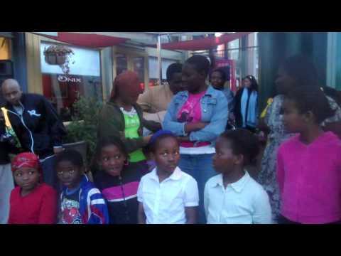 Art Village GAllery and the Burundi Choir