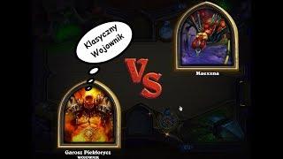 #3 Klasyczny Wojownik vs Maexxna (Przygoda Hearthstone - Klątwa Naxxramas)