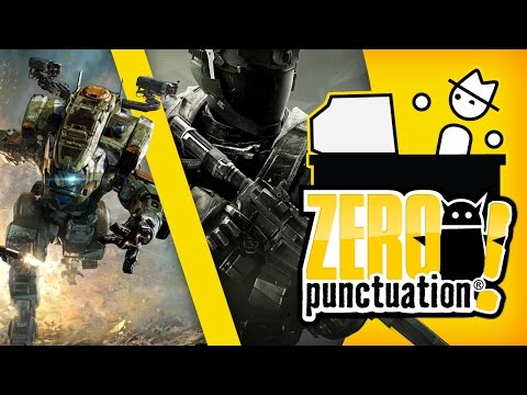 Titanfall 2 vs Call of Duty Iinfinite Warfare (Zero Punctuation)