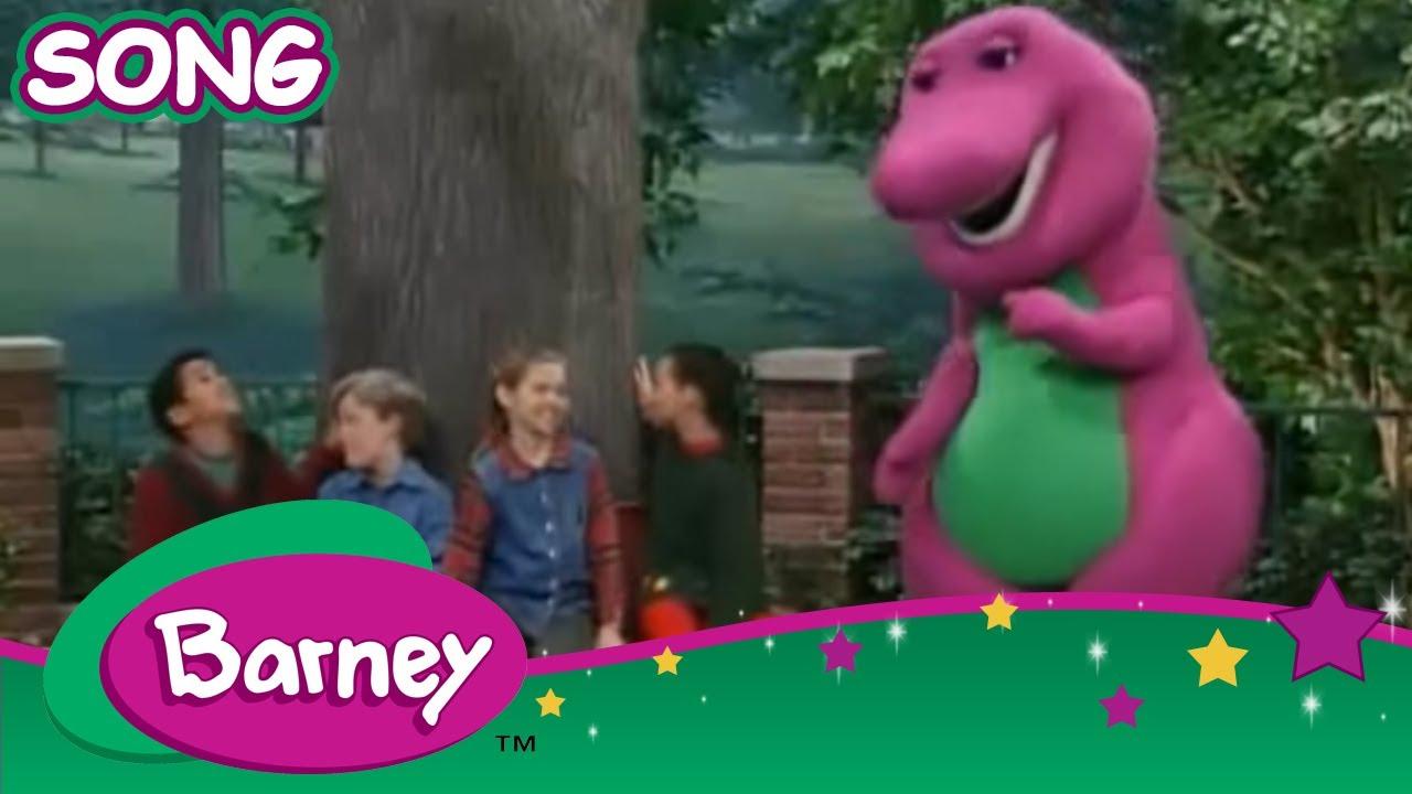 Barney The Rain And Rainbow Song Youtube