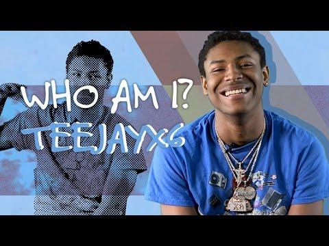 Meet Teejayx6, The Human Black Air Force 1   Who Am I?