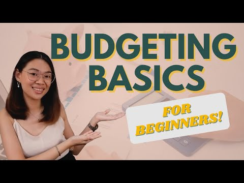BUDGETING FOR BEGINNERS | Managing Your Finances | Budgeting Basics Ph