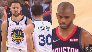 Rockets vs Warriors CRAZY GAME 5 With Kevin Durant Injury! Rockets vs Warriors Game 5