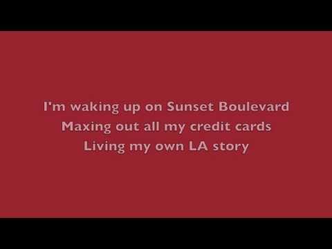 "Sammy Adams ft. Mike Posner ""LA Story"" - Lyrics"