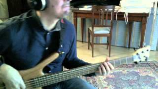 My Personal Cover Bass - Welcome to my love (Rachelle Ferrell)