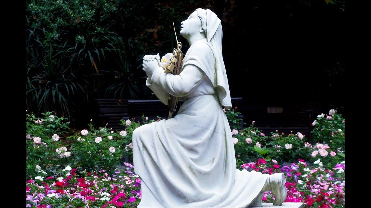 St  Bernadette - Saints & Angels - Catholic Online
