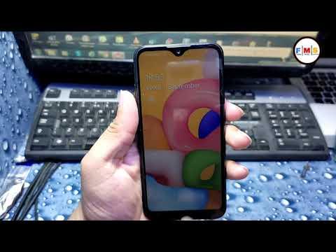 Samsung A01 (A015) Frp Bypass/Google Account Bypass 2021 New Method 100% Done