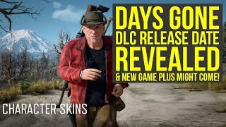 Days Gone DLC Release Date & Sony Aware Of New Game Plus Request (Days Gone New Game Plus)