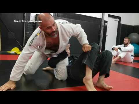 Omoplata Drill Sequence