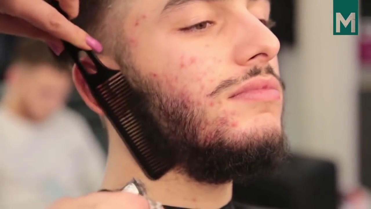 Potong Rambut Pria Rapi Keren