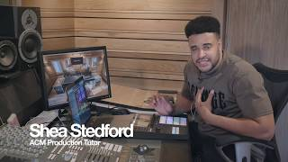 Electronic Music Production Live Stream Workshop - Shea Stedford