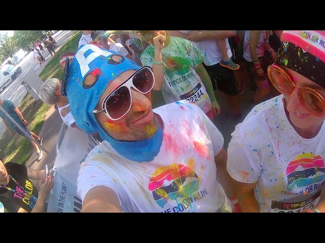 Color Run Wrocław