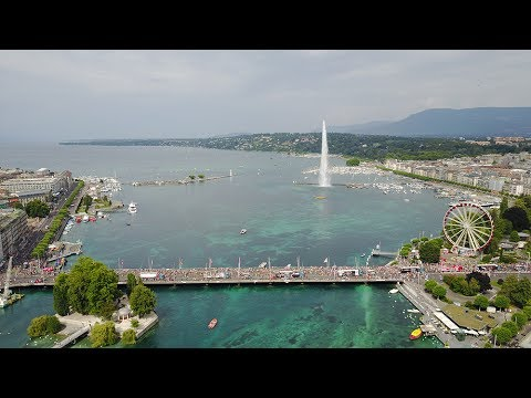 Geneva Lake Parade 2017 - By GlobalVision