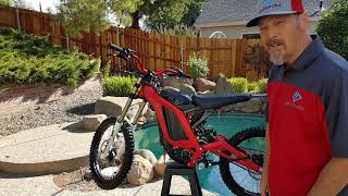 Why I like the Sur-ron electric bike (part 1)