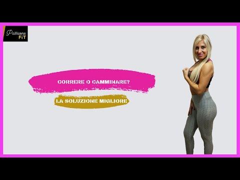 Dimagrire: CORRERE o CAMMINARE? ⎟Passionefit