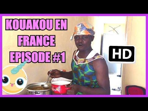 KOUAKOU EN FRANCE EPISODE #1