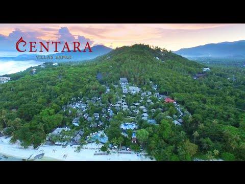Drone tour | Centara Villas Samui