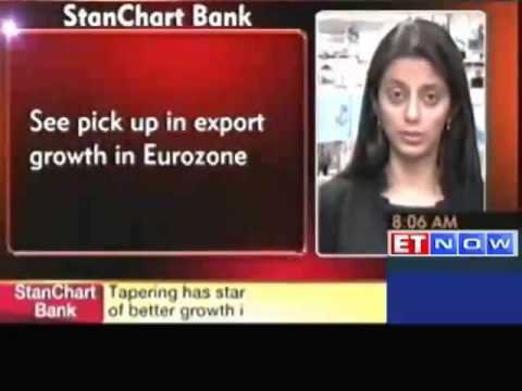 Expect India to grow at 5.3% in 2014: StanChart Bank