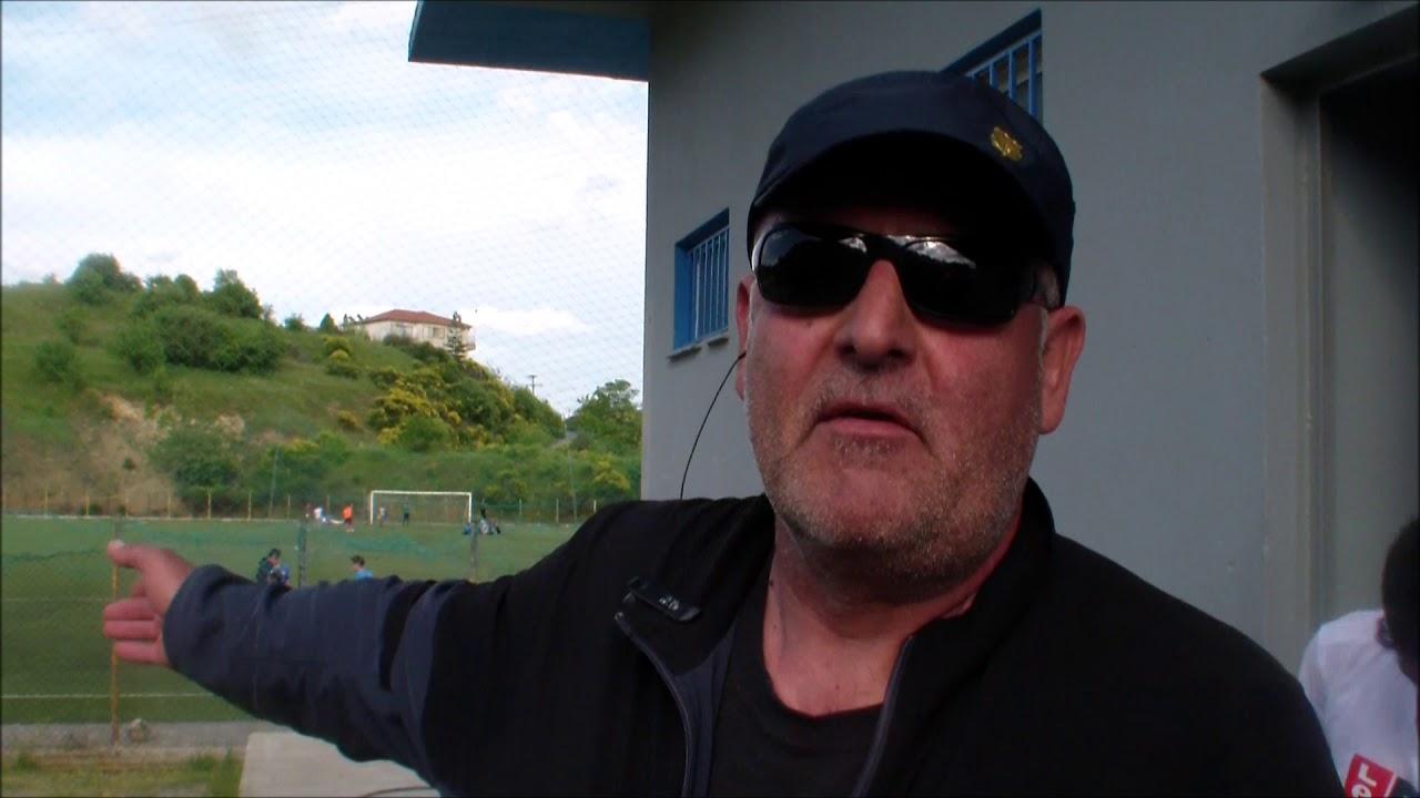 Νίκος Σιάννας Πρόεδρος Μαντινειακού