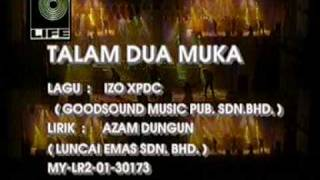 XPDC-Talam Dua Muka Official Video