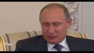 مباحثات بين الأمير محمد بن سلمان و بوتين في روسيا