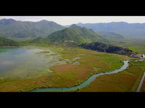 Lake Skadar, Montenegro 2017 - 4K Video