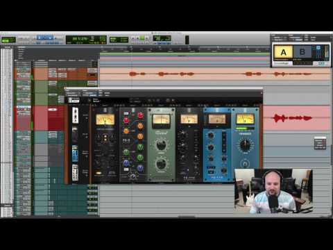 Vocal Mixing Masterclass ft. Slate Digital VMR