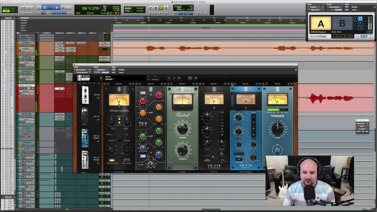 Vocal Mixing Masterclass ft  Slate Digital VMR — Pro Audio Files