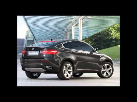 2007 BMW X6 Concept - YouTube