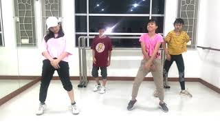 Ariana Grande and Victoria Monét - MONOPOLY Dance Choreography Video