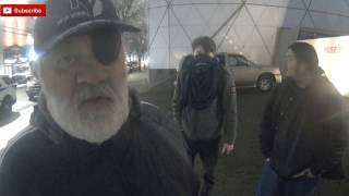He will not Divide Us ( old guy from serbia ) hwndu hewillnotdivideus hewillnotdivide.us