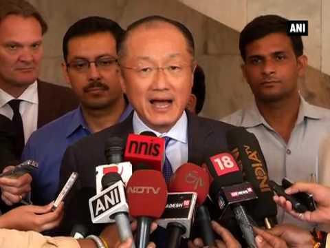 India has progressed tremendously, says World Bank President
