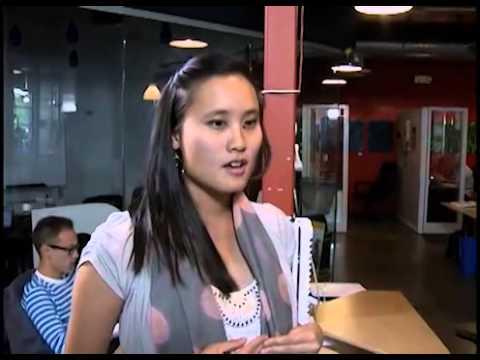 Councilman Daniel Valenzuela interviews Jenny Poon, founder of Co+hoots.