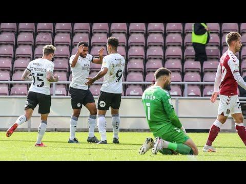 Northampton Peterborough Goals And Highlights