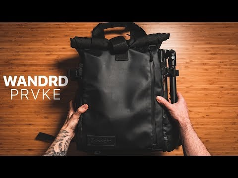 What's In My Camera Bag?! - WANDRD PRVKE 31 Review [Travel/Daily]