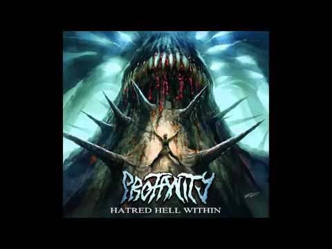 Profanity - Hatred Hell Within 2014 [FULL EP]