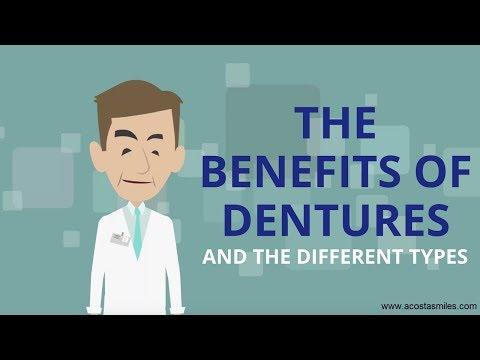 The Benefits of Dentures   Acosta Dental Arts, PA (561) 622-0301