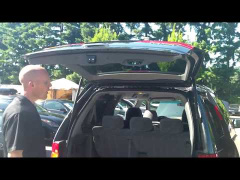2003 Honda Odyssey review - In 3 minutes you'll be an expert on spotting an accident