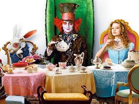 Mad Hatter Tea Party 3 Delicious Recipes