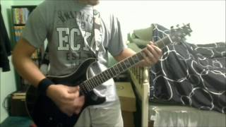 Sevendust - Shine (Guitar Cover)