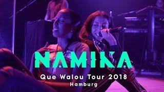 Namika - Que Walou Tour 2018 - Hamburg