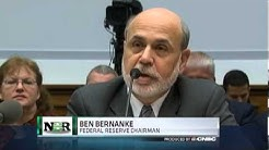 Bernanke Testifies About Tapering the Fed's Bond Purchases (7/17/13)
