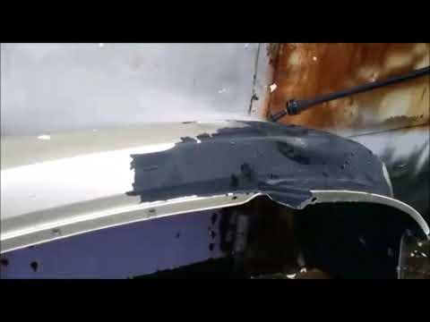 Китайский БАМПЕР на Toyota Corolla или как НЕ НАДО ПОКУПАТЬ бампера!
