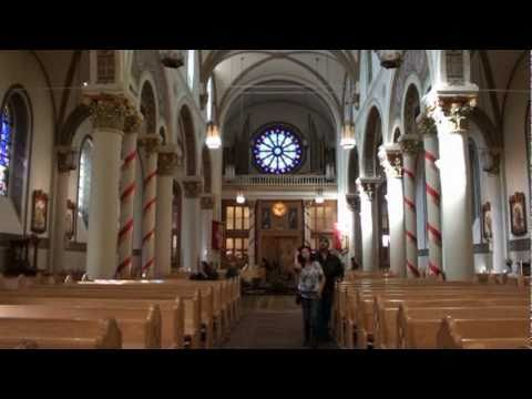 Churches of Santa Fe, New Mexico